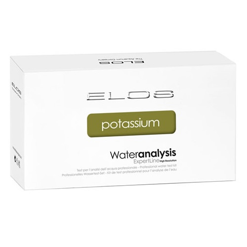 Elos Test Potassium Wateranalysis High Resolution