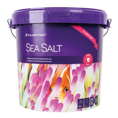 Aquaforest Probiotic Reef Salt 5Kg Balde